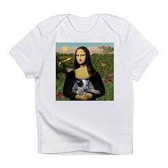 Mona's Aussie Cattle Pup Infant T-Shirt