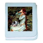 Ophelia - Aussie Cattle Pup baby blanket