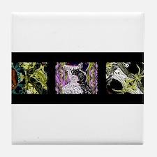Demons Tile Coaster