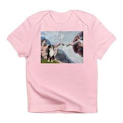 Creation - Australian Shep2 Infant T-Shirt