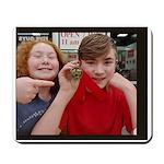 Accolade-AussieShep1 iPhone 4 Slider Case
