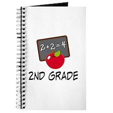 2nd Grade Teacher Apple Journal