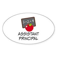 Assistant Principal Decal