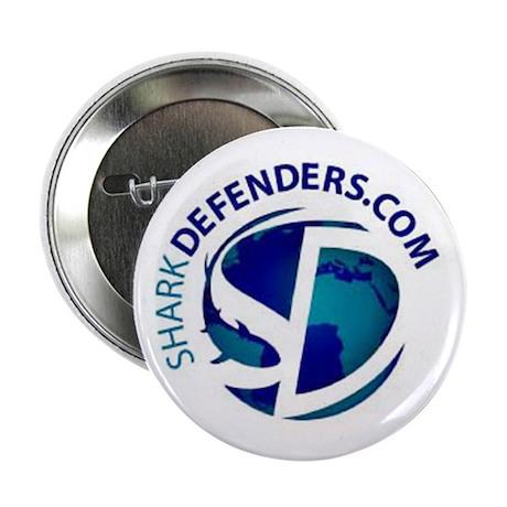 """Shark Defender Buttons 2.25"""" Button (100 pack)"""