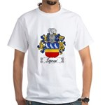 Soprani Coat of Arms White T-Shirt