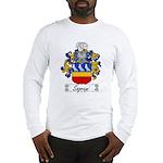 Soprani Coat of Arms Long Sleeve T-Shirt
