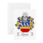Soprani Coat of Arms Greeting Cards (Pk of 10)