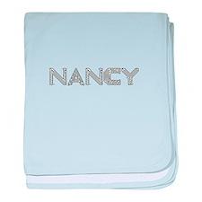 Nancy Maze baby blanket