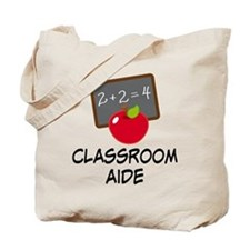 Classroom Aide Tote Bag