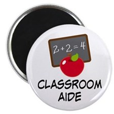 Classroom Aide Magnet
