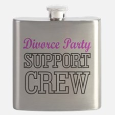 Cute Party Flask