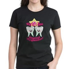 Worlds Best Dental Hygienist Tee