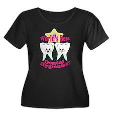 Worlds Best Dental Hygienist T