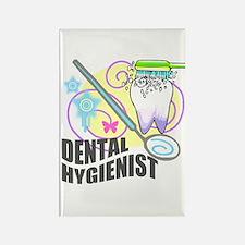 Dental Hygienist Rectangle Magnet