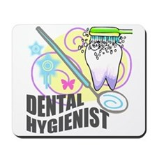 Dental Hygienist Mousepad
