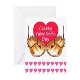 Horseshoe crab Greeting Cards