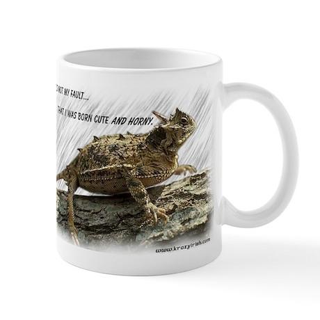 Krazy Irish Horny Toad Mug