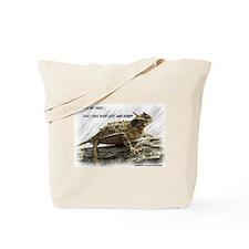Krazy Irish Horny Toad Tote Bag