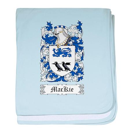 MacKie baby blanket