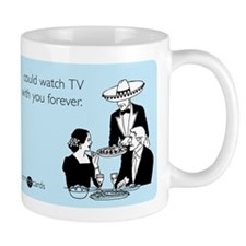 Watch TV Forever Mug