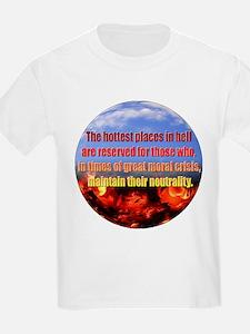 Hottest Places T-Shirt