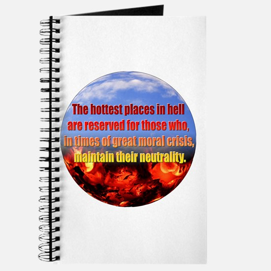 Hottest Places Journal