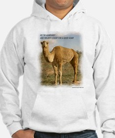 Humphrey The Humpless Camel Hoodie