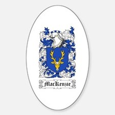 MacKenzie Sticker (Oval)