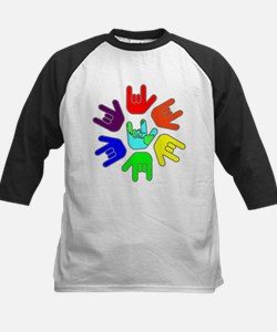 Love of Many Colors Tee