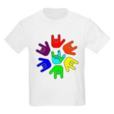 Love of Many Colors T-Shirt
