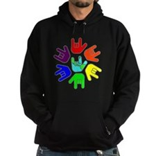 Love of Many Colors Hoodie