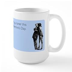 Hug A Loner Mug