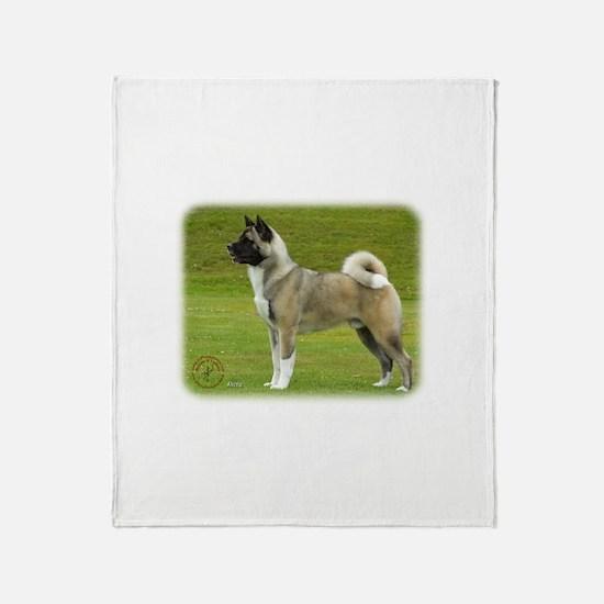 Akita 9R071D-147 Throw Blanket