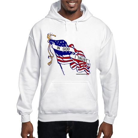 In God I Trust Hooded Sweatshirt