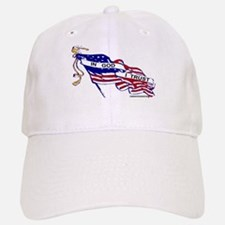 In God I Trust Baseball Baseball Cap