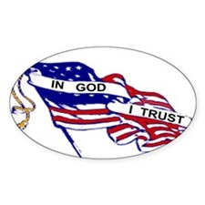 In God I Trust Decal