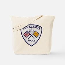 Los Alamos NM Police Tote Bag