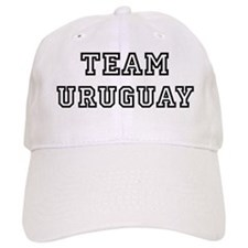 Team Uruguay Baseball Cap