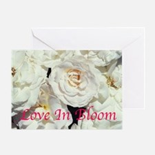 Love In Bloom Valentine Card