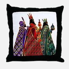 Wise Men Throw Pillow