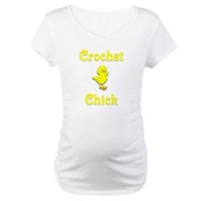 Crochet Chick Shirt