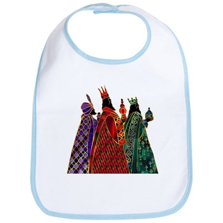 Wise Men Bib