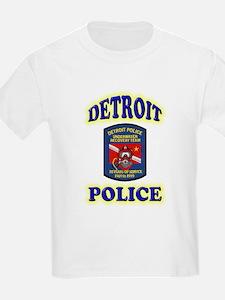 Detroit Police Dive Team T-Shirt