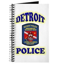 Detroit Police Dive Team Journal