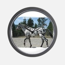 Funny Appaloosa Wall Clock