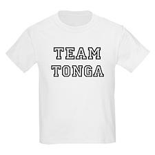 Team Tonga Kids T-Shirt