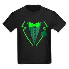 St. Patrick's tuxedo T
