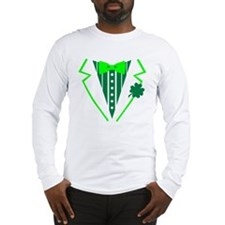 St. Patrick's tuxedo Long Sleeve T-Shirt