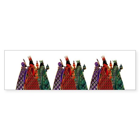 Wise Men Sticker (Bumper 10 pk)