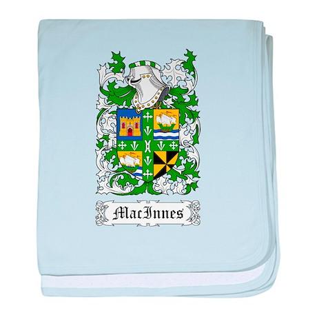 MacInnes baby blanket
